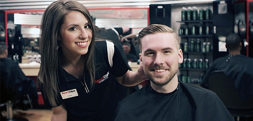 Sport Clips Haircuts of Brownsville ​ stylist hair cut